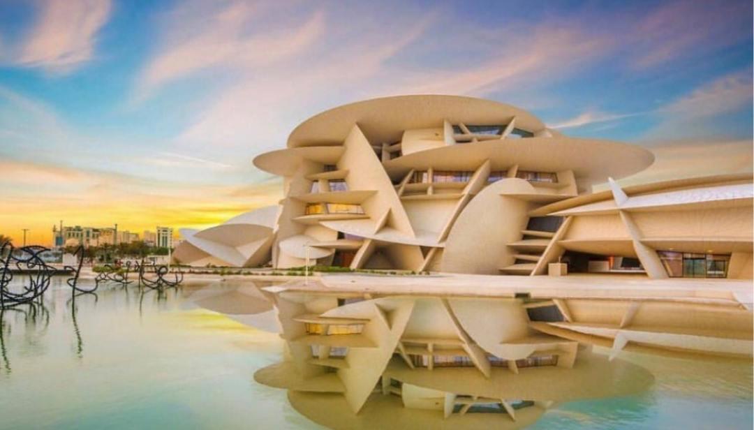 Inaugurato il National Museum of Qatar, il nuovo museo che racconta la storia dell'emirato
