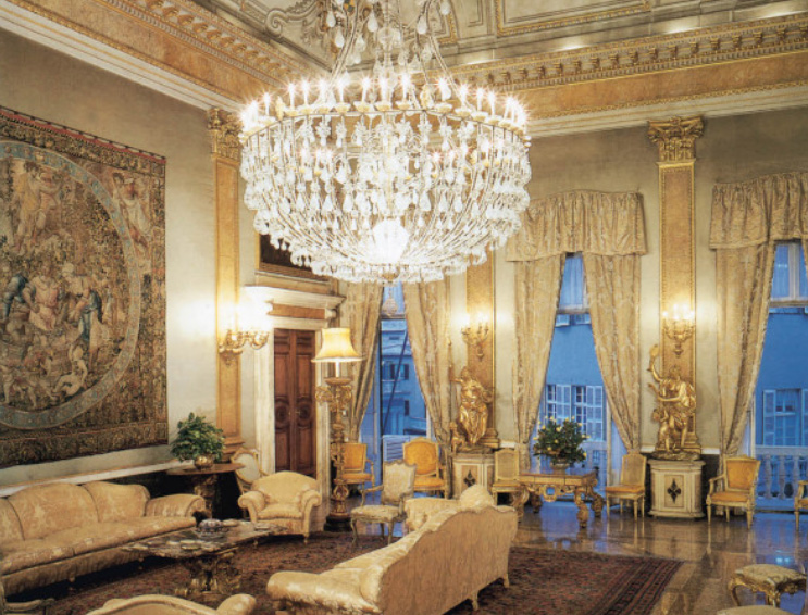 Genova, apre la Fondazione Pallavicino, con sede in uno dei Rolli. Sarà diretta da Vittorio Sgarbi