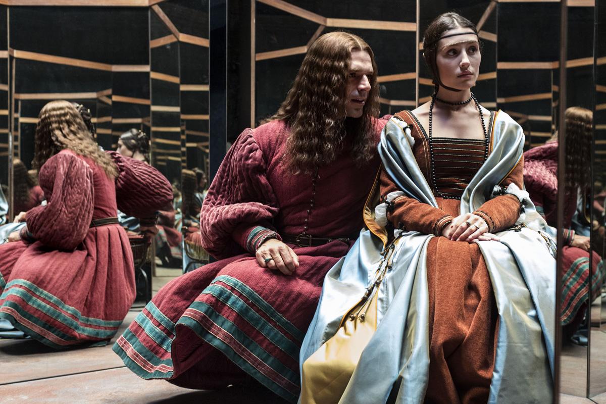 Il 2 ottobre esce il film su Leonardo da Vinci con Luca Argentero nei panni del genio. Ecco il trailer