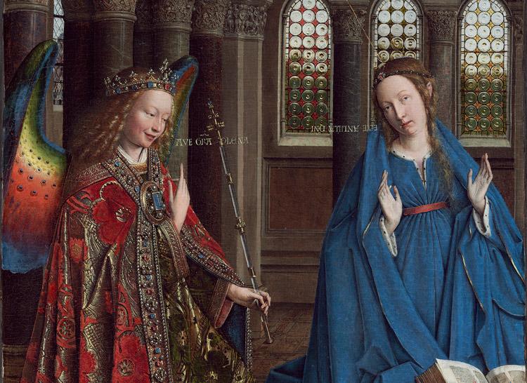 A Gent, nelle Fiandre, la più grande mostra di sempre su Jan van Eyck, con la metà delle sue opere note
