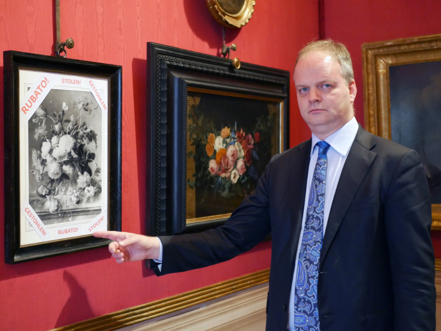 """Il governo tedesco: """"il quadro rubato dai nazisti appartiene agli Uffizi. Venga restituito"""""""