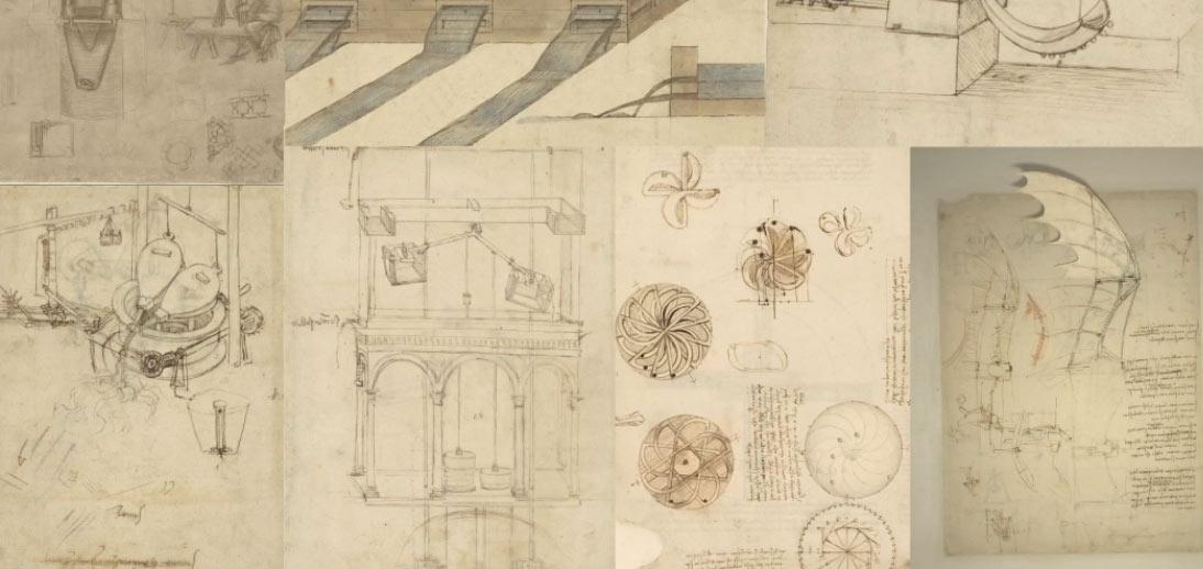 Milano, gli studenti del Liceo Artistico presentano il Codice Atlantico di Leonardo da Vinci in realtà aumentata