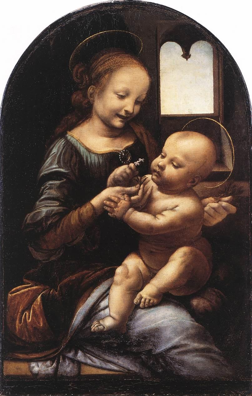 La Madonna Benois, capolavoro di Leonardo da Vinci, eccezionalmente in trasferta in Italia: l'ultimo prestito nel 1984