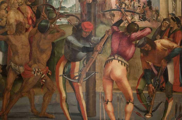 I Musei Capitolini di Roma dedicano una mostra a Luca Signorelli, con circa sessanta opere