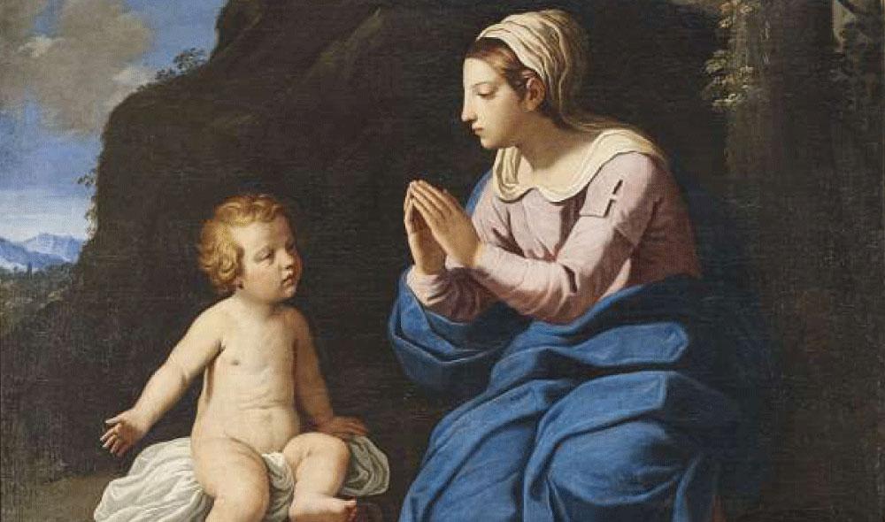 L'iconografia dell'immagine miracolosa della Madonna della Ghiara ai Musei Civici di Reggio Emilia. Con opere da Guercino a Boulanger