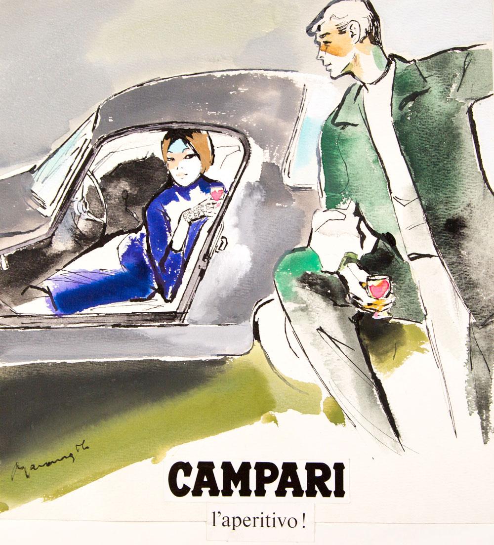 Réclame, le opere pubblicitarie di collezione privata in mostra allla Other Size Gallery di Milano
