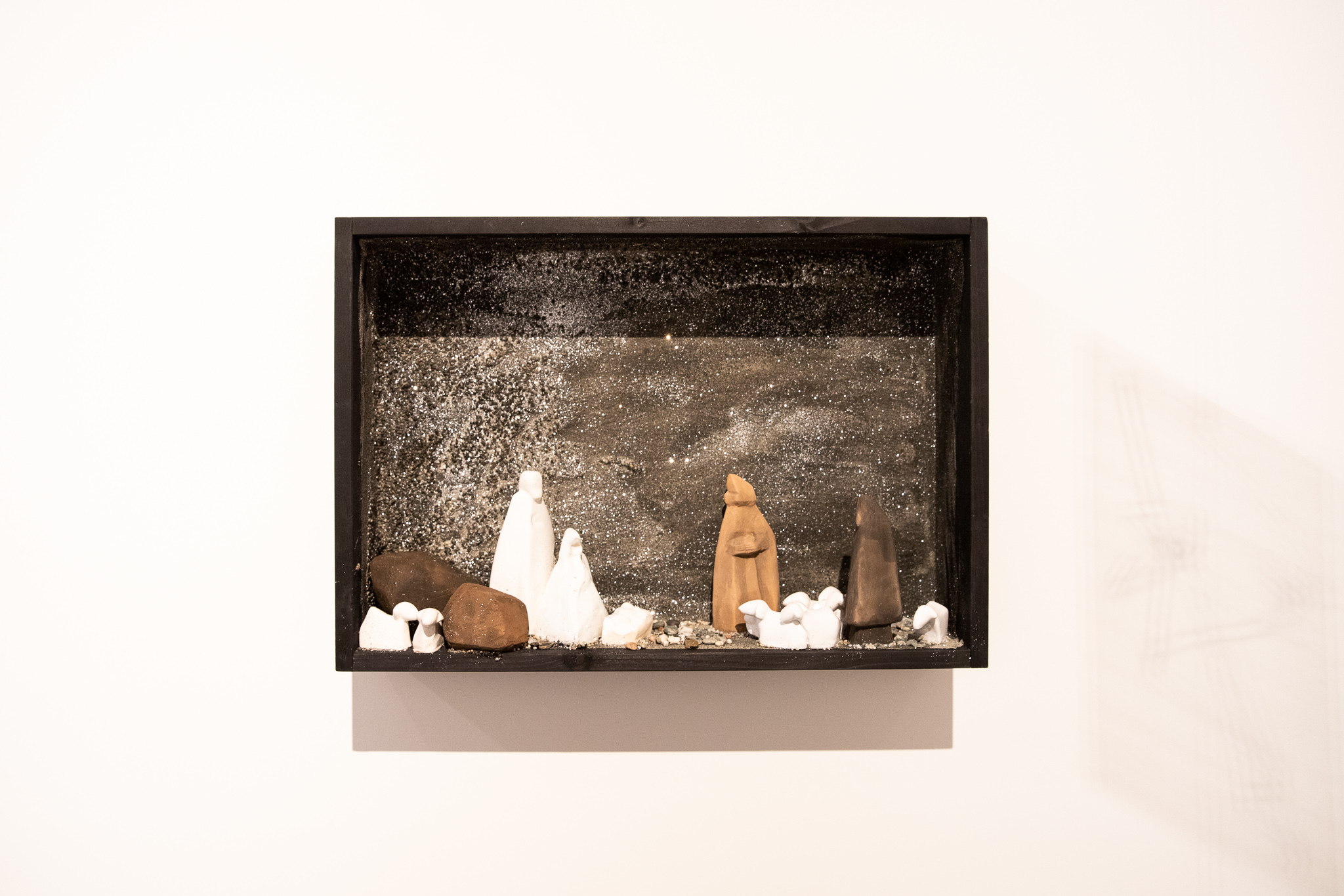 Firenze: una mostra dedicata ai presepi di Maria Lai al Museo Novecento