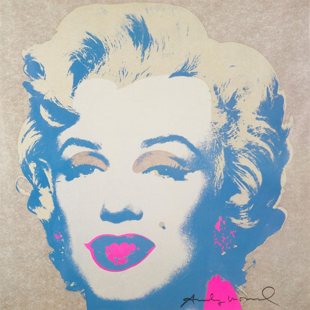 Le sessanta più celebri icone della Pop Art di Andy Warhol in mostra a Portopiccolo