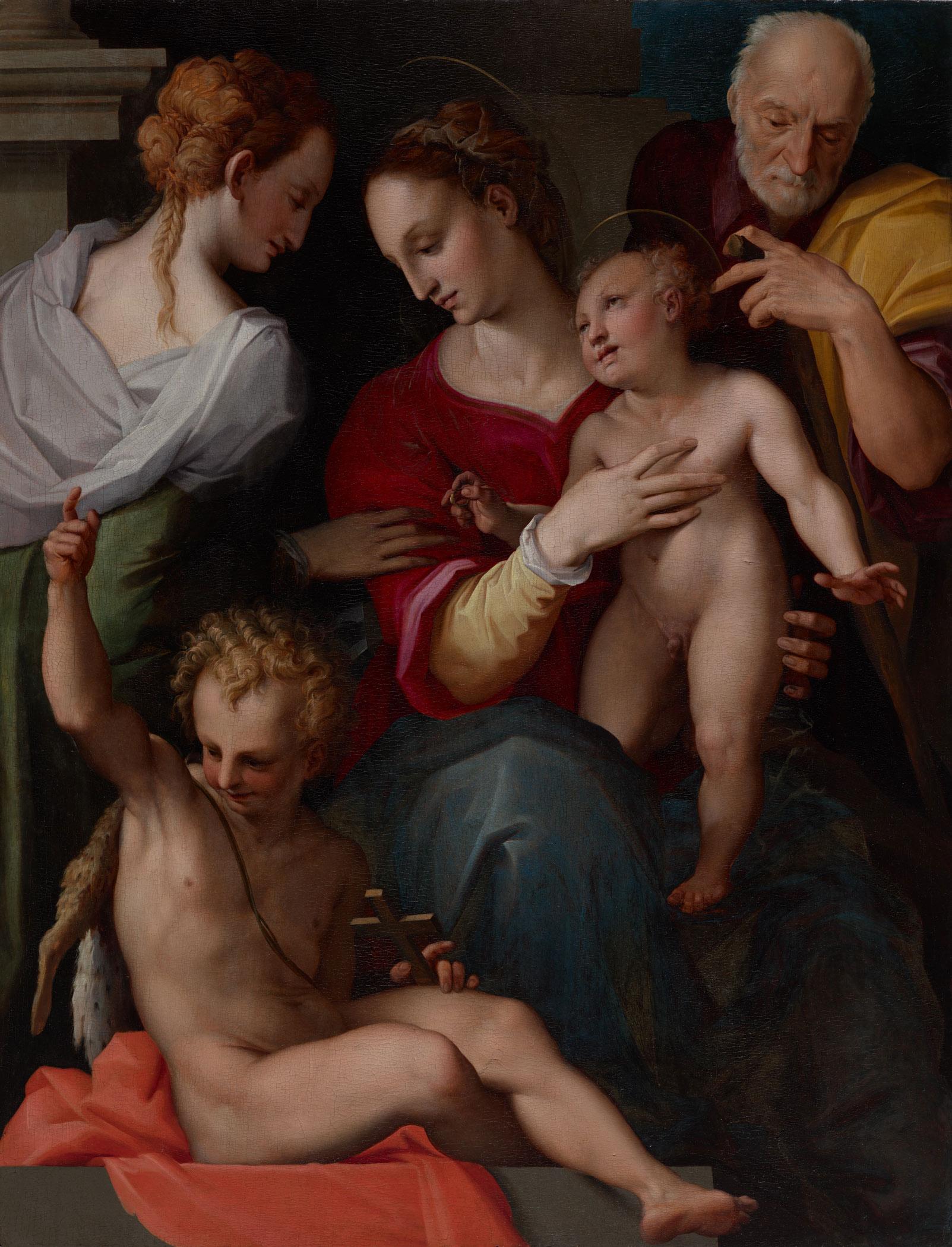 Il Cleveland Museum of Art acquista un dipinto di Maso da San Friano che forse apparteneva a Bernini