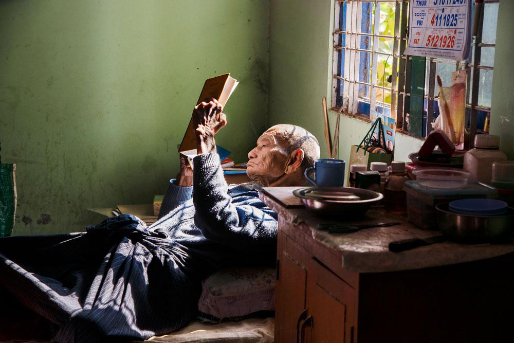 A Torino in arrivo una mostra fotografica di Steve McCurry interamente dedicata alla lettura