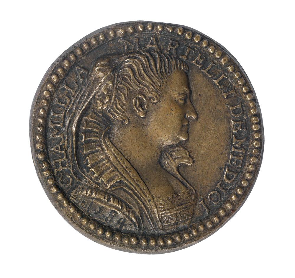 Camilla Martelli Medici, la sposa di privata fortuna di Cosimo I