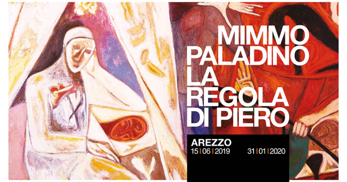 Mimmo Paladino e Piero della Francesca in dialogo ad Arezzo