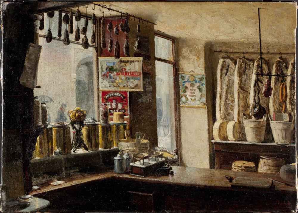 Angelo Morbelli e il paesaggio monferrino. A Casale Monferrato.