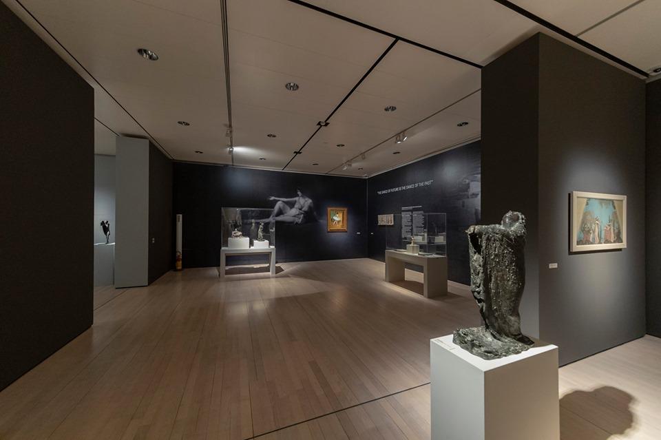 Al Mart di Rovereto l'attesissima mostra dedicata a Isadora Duncan