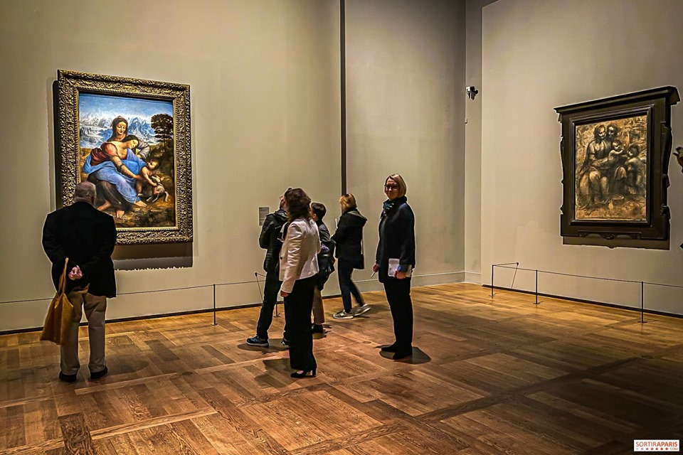 Tutti pazzi per Leonardo da Vinci al Louvre. Via alla mostra, con 260.000 prenotazioni
