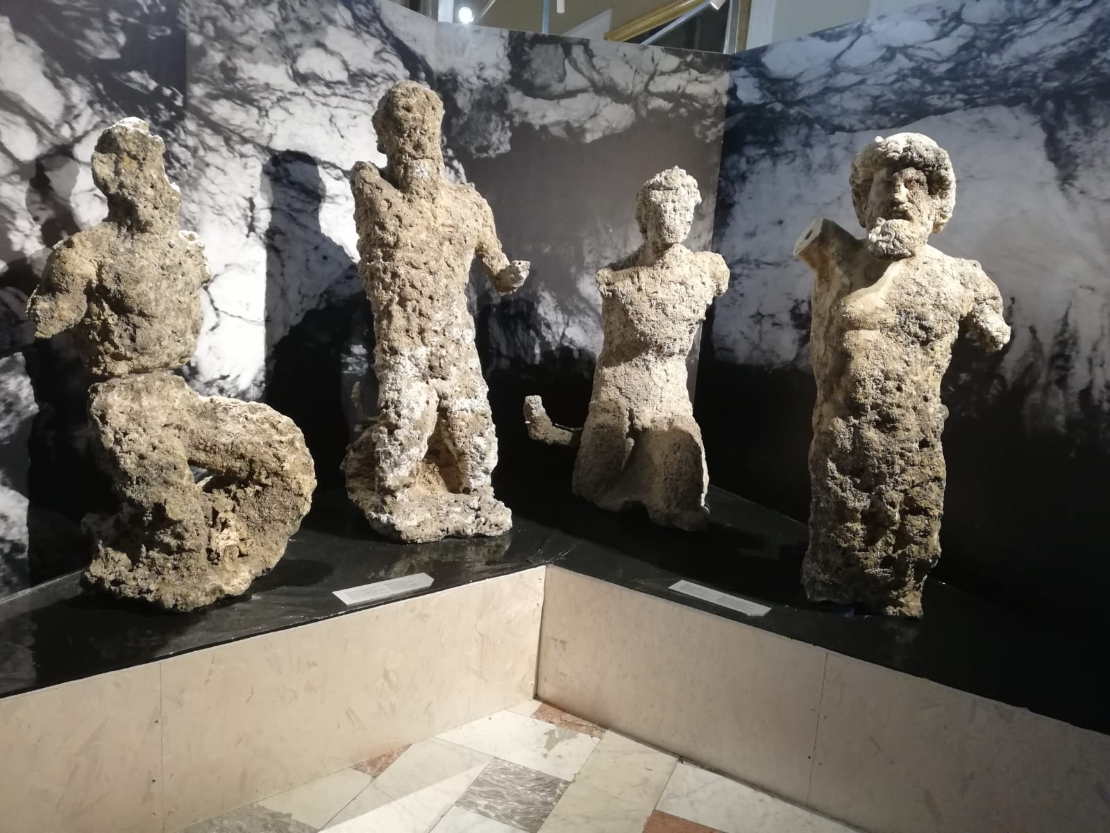 """Al MANN di Napoli ecco """"Thalassa"""", grande mostra sulle conquiste dell'archeologia subacquea"""