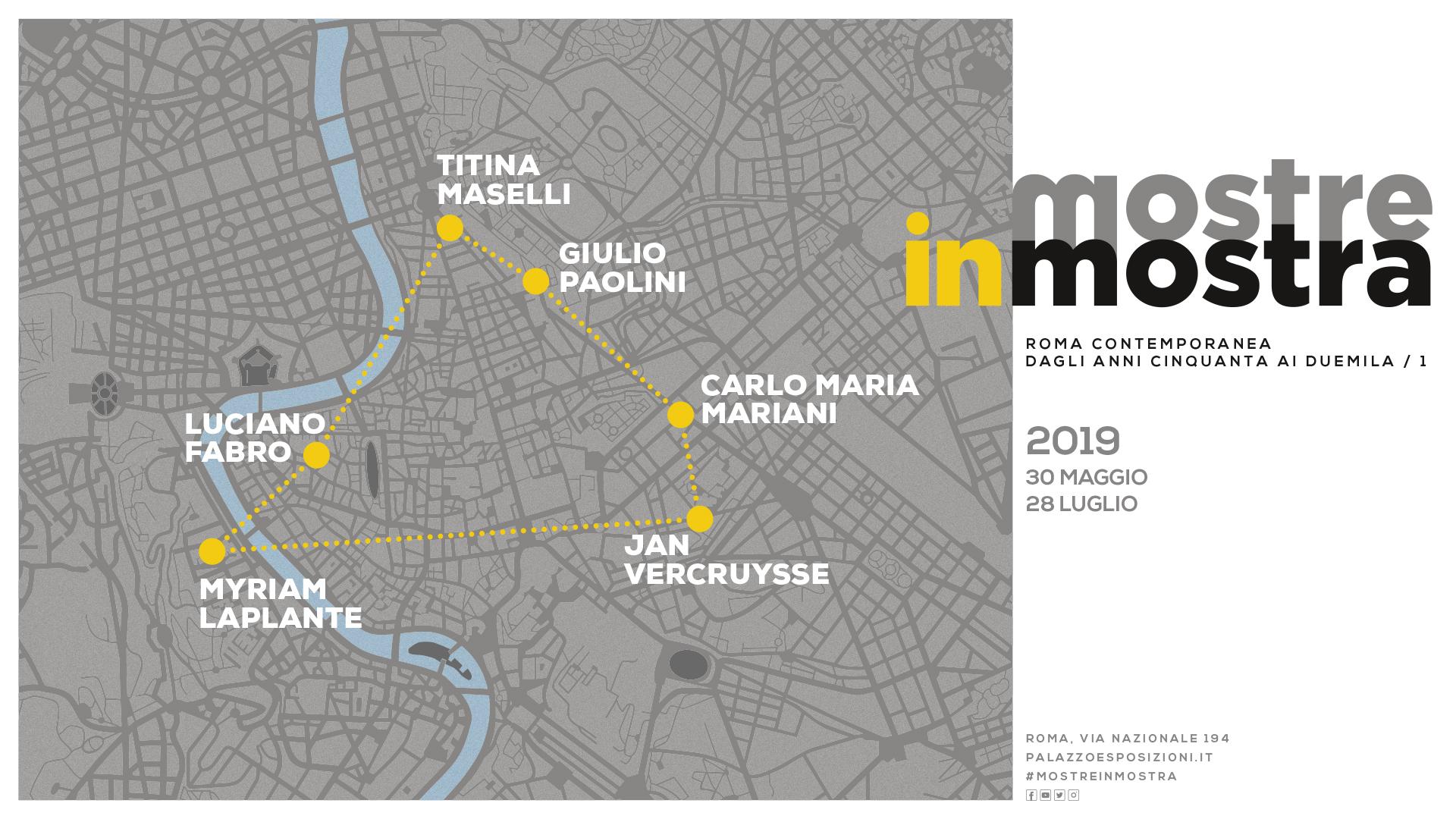 A Roma una mostra... sulle mostre: sei importanti rassegne del Novecento rievocate al Palazzo delle Esposizioni