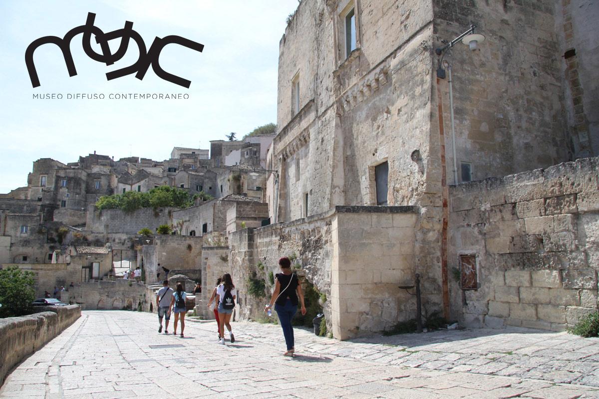 A Matera nasce il MUDIC, una nuova sede espositiva, direttamente dentro i Sassi di Matera