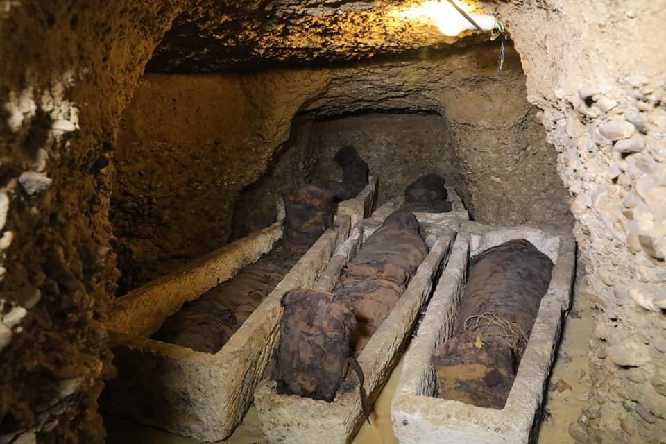 Egitto, scoperto sito con 40 mummie. È la prima scoperta del 2019