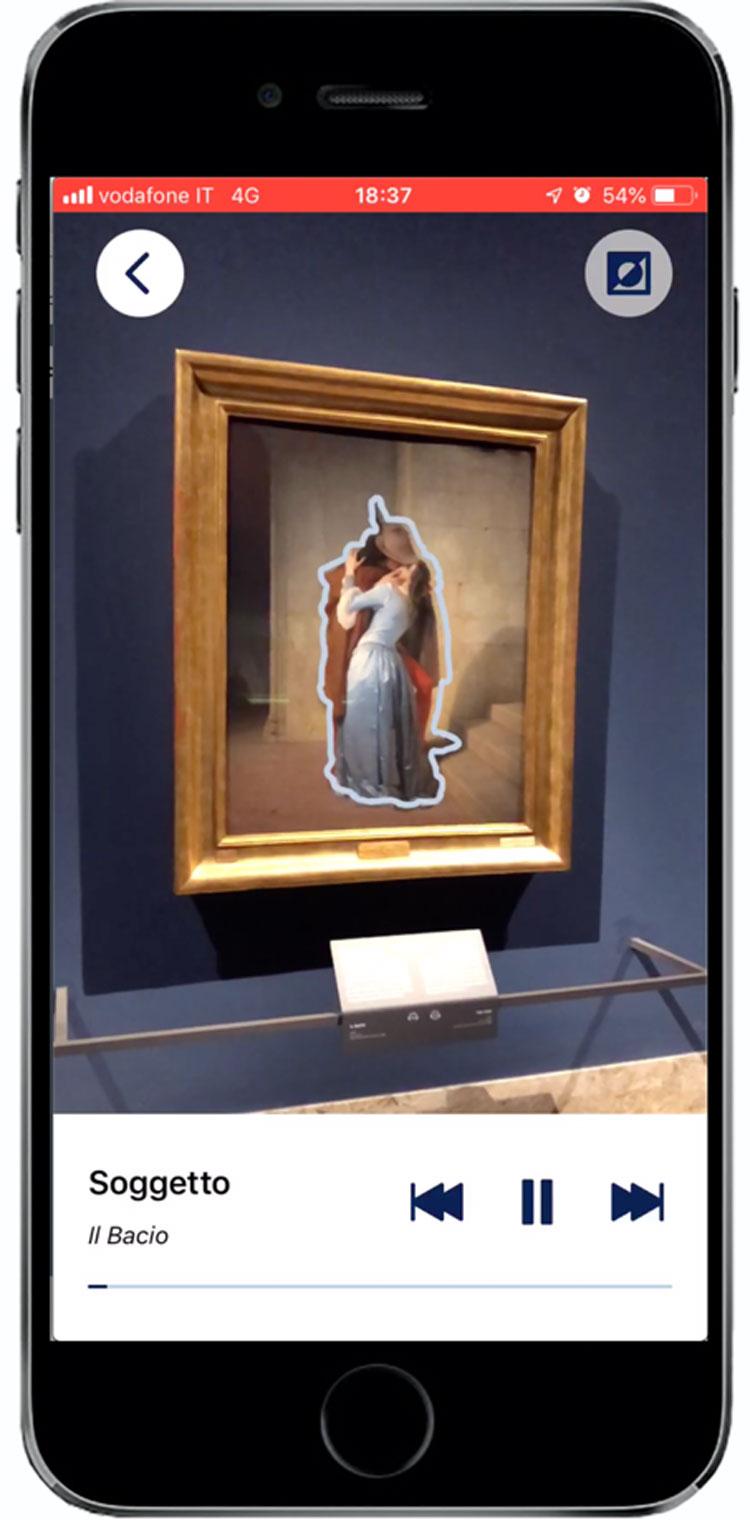 MusA, la nuova app per rendere fruibile a tutti l'arte grazie alla realtà aumentata