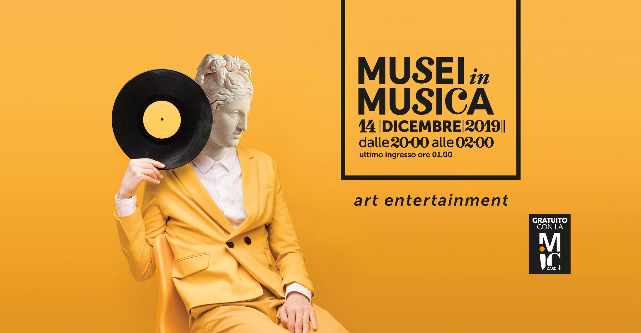 """A Roma musica dal vivo nei musei con l'undicesima edizione di """"Musei in Musica"""""""