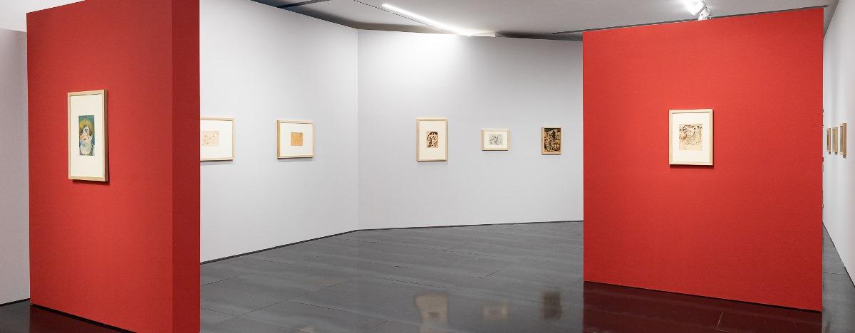 Da Modigliani a Schiele, al Museo Novecento di Firenze una mostra di disegni dei grandi del Novecento