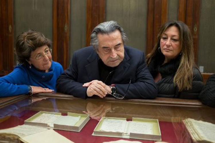 Online sul sito della Biblioteca Nazionale di Napoli l'autografo de L'Infinito di Leopardi
