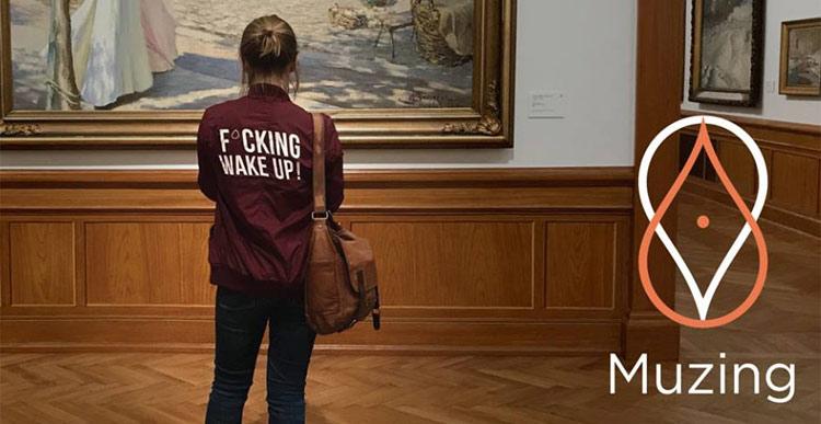 Arriva il Tinder dei musei: lanciata Muzing, app che permette d'incontrarsi e conoscersi al museo