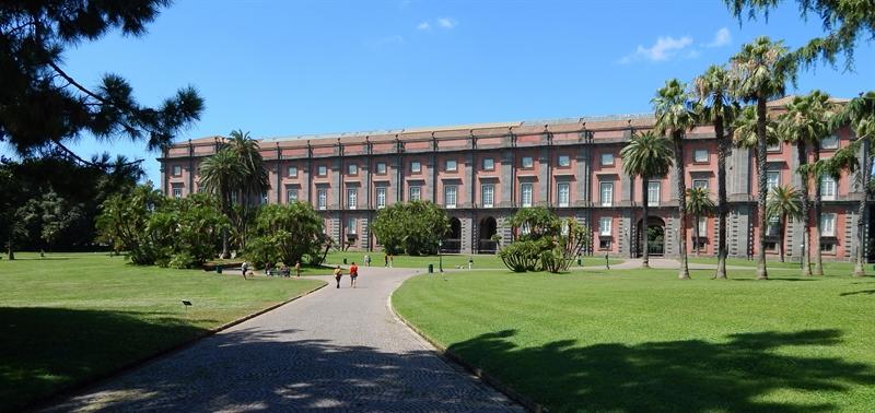 Aperture straordinarie serali a 1 euro al Museo e Real Bosco di Capodimonte