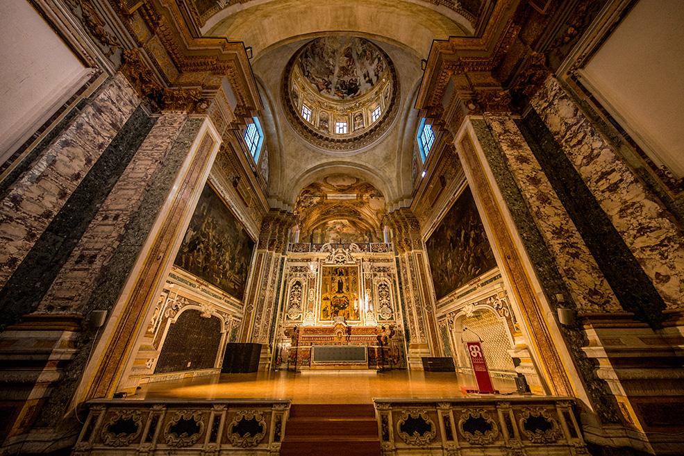 A Napoli via al rilancio del complesso trecentesco di Donnaregina: accordo tra Comune, Diocesi e Università Federico II