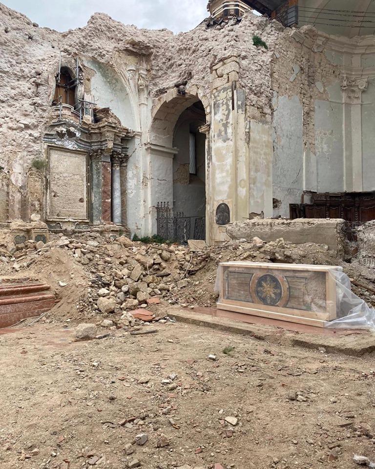Franceschini vuole accelerare la ricostruzione dei luoghi colpiti dal sisma del 2016