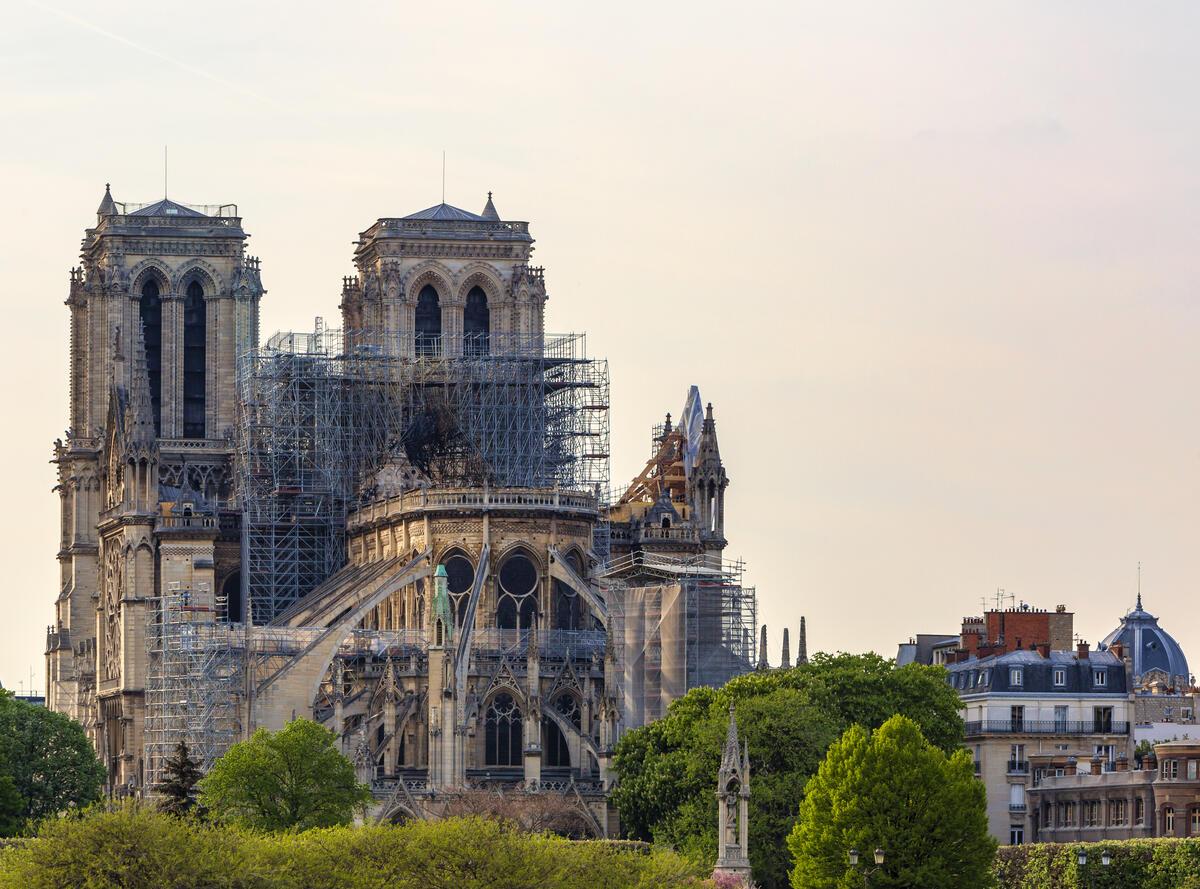 Notre-Dame e Isola di Pasqua nella lista dei 25 monumenti più a rischio del mondo. Nessun italiano in lista