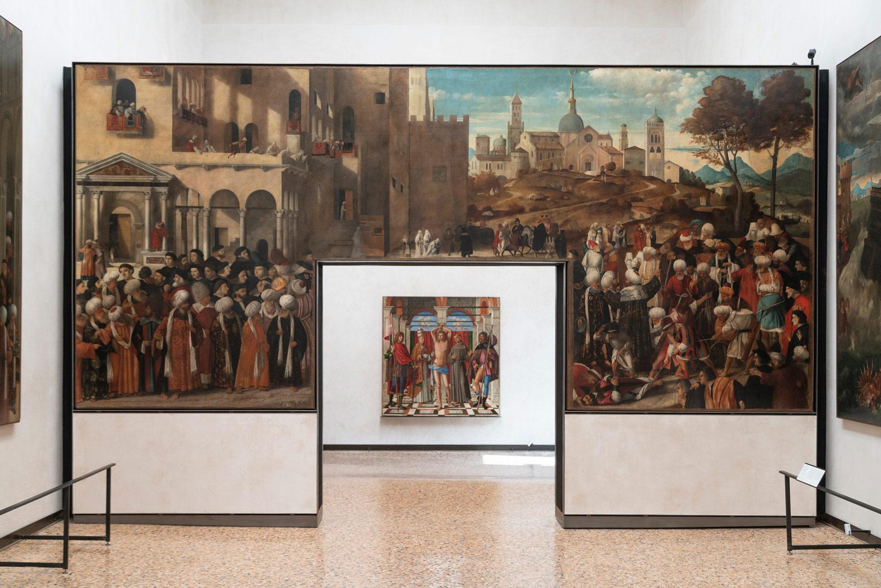 Alle Gallerie dell'Accademia di Venezia aprono le nuove sale del Cinquecento. Le foto