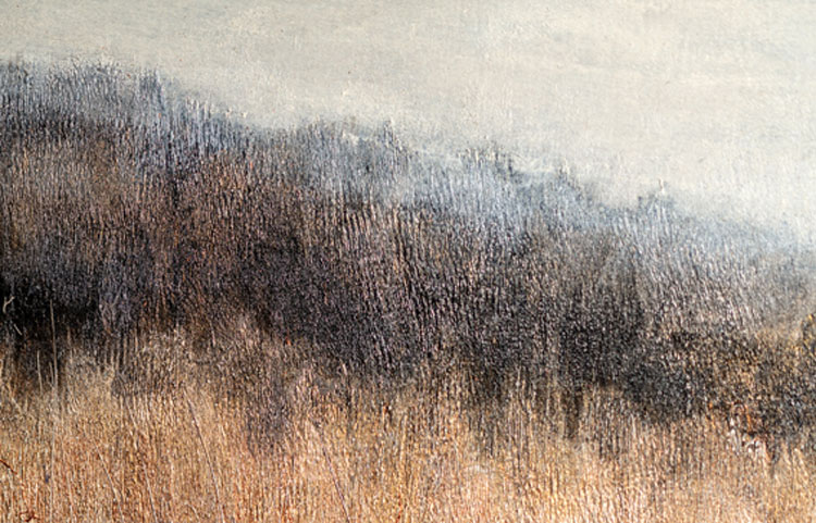 Tra action painting e avanguardia polacca, a Siena la mostra di Olga Niescier