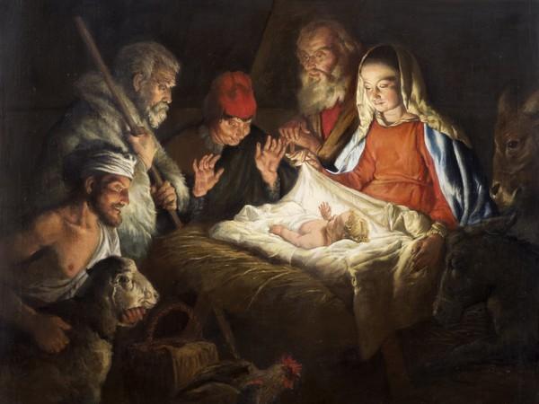 A Lecce la mostra sulla Natività di Nicola Ancona, pittore contemporaneo che si rifà ai grandi artisti della storia dell'arte