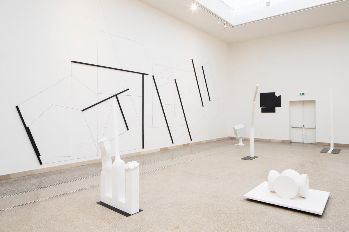 Biennale 2019. La mostra personale di Stanislav Kolíbal al Padiglione della Repubblica Ceca e della Slovacchia