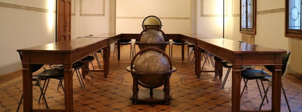 A Padova nasce il primo Museo della Geografia. Fa parte dei musei dell'Università