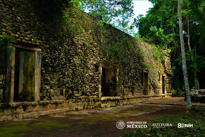 Messico, scoperte le rovine di un grande palazzo Maya risalente a mille anni fa