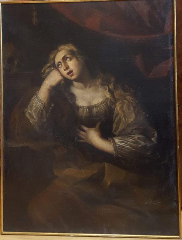 Cremona, ritrovata un'opera seicentesca di Panfilo Nuvolone rubata da una chiesa nel 1988