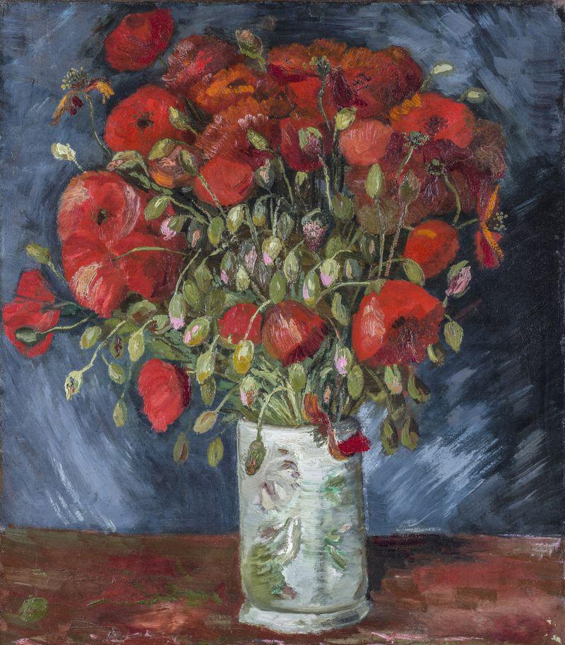 C'è una nuova opera di Vincent van Gogh? Per il Wadsworth Atheneum non ci sono dubbi: sono suoi i Papaveri