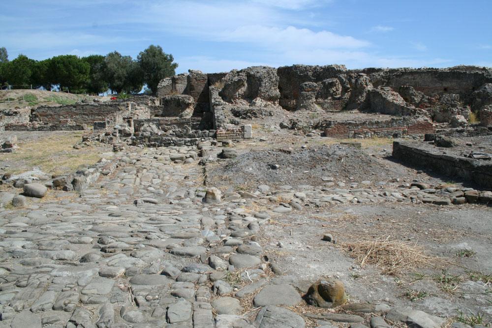 Anche il Parco Archeologico di Sibari è stato segnalato ai 7 Most Endangered 2020