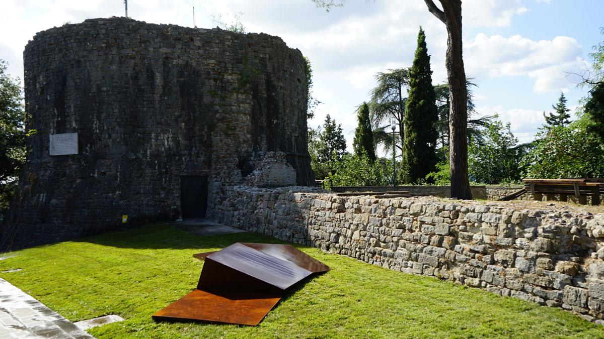 Todi, apre al pubblico il Parco di Beverly Pepper, primo parco di scultura contemporanea in Umbria