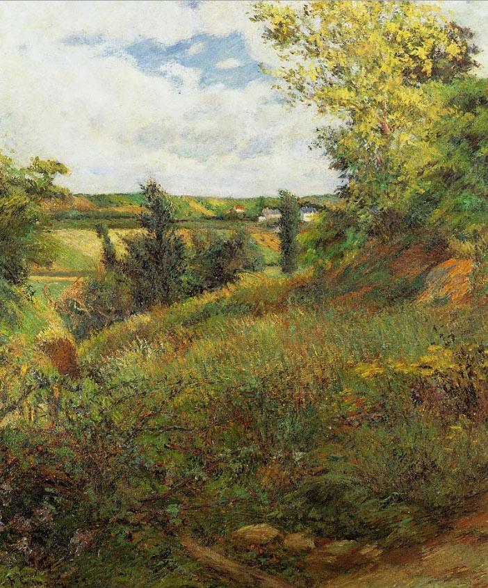 A Roma viene esposto dopo trent'anni il primo dipinto impressionista di Paul Gauguin