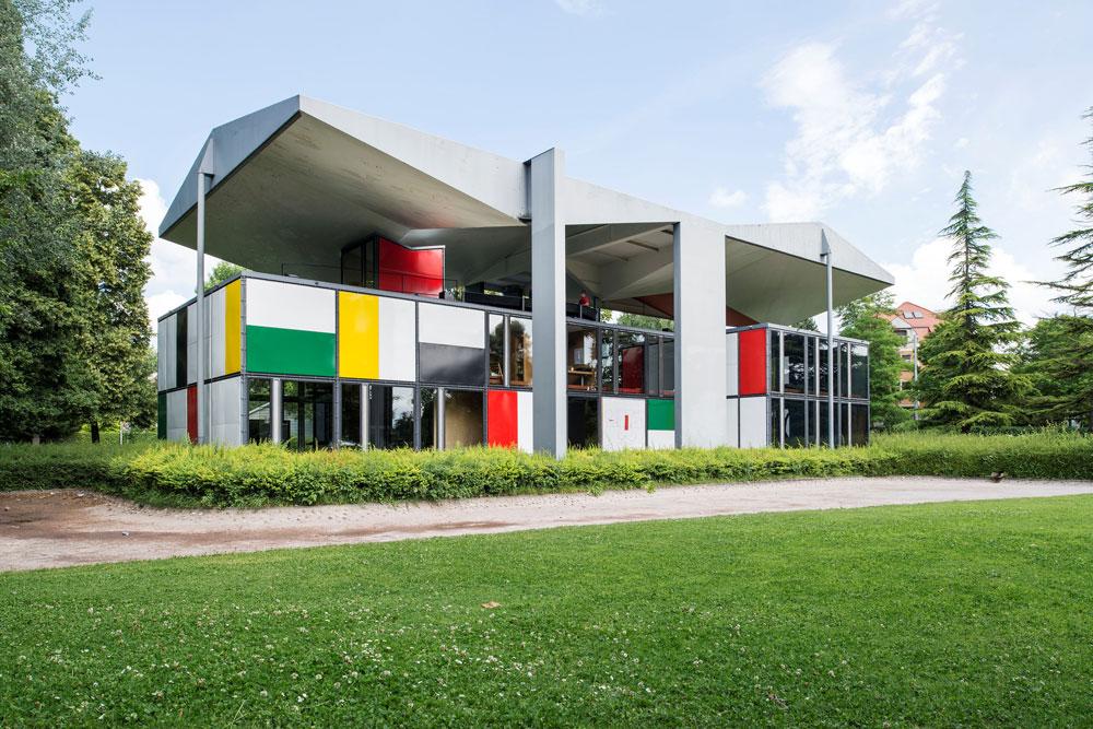 Riaperto a Zurigo il Pavillon Le Corbusier