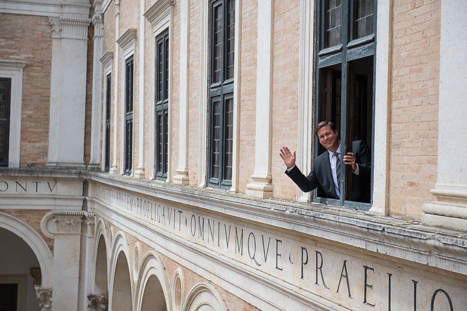Peter Aufreiter saluta la Galleria Nazionale delle Marche di Urbino. Subentra Marco Pierini ad interim