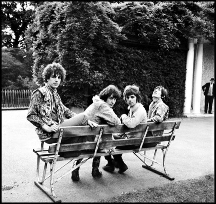 A Bologna quaranta scatti raccontano i Pink Floyd