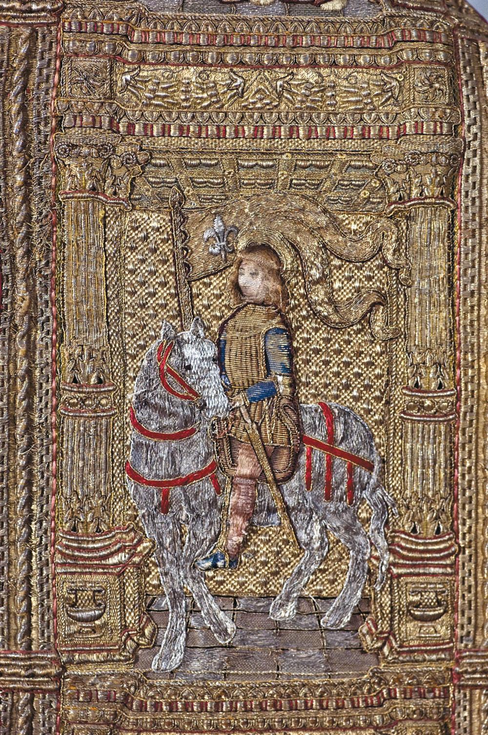Velluti e ricami tra Gotico e Rinascimento in mostra al Castello del Buonconsiglio