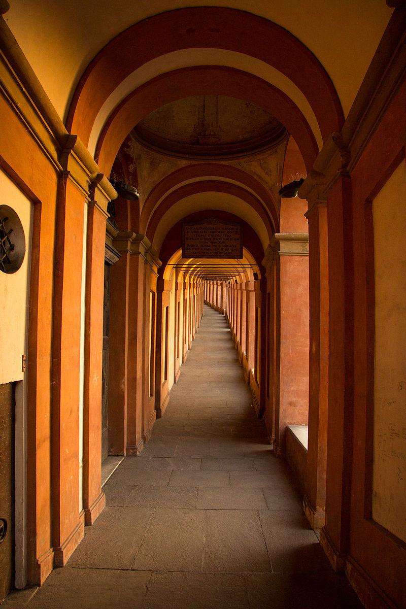 Avviata la candidatura a Patrimonio Unesco dei portici di Bologna