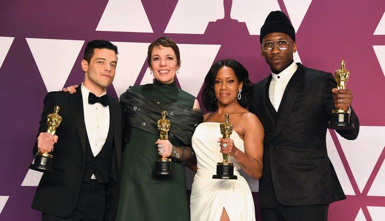 Oscar 2019, Green Book è il miglior film, Rami Malek miglior attore per il suo Freddie Mercury