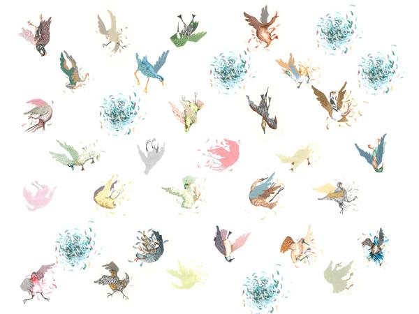 """Dieci grandi arazzi realizzati con materiale riciclato da giovani artisti contemporanei: parte a Torino il progetto """"A collection"""""""